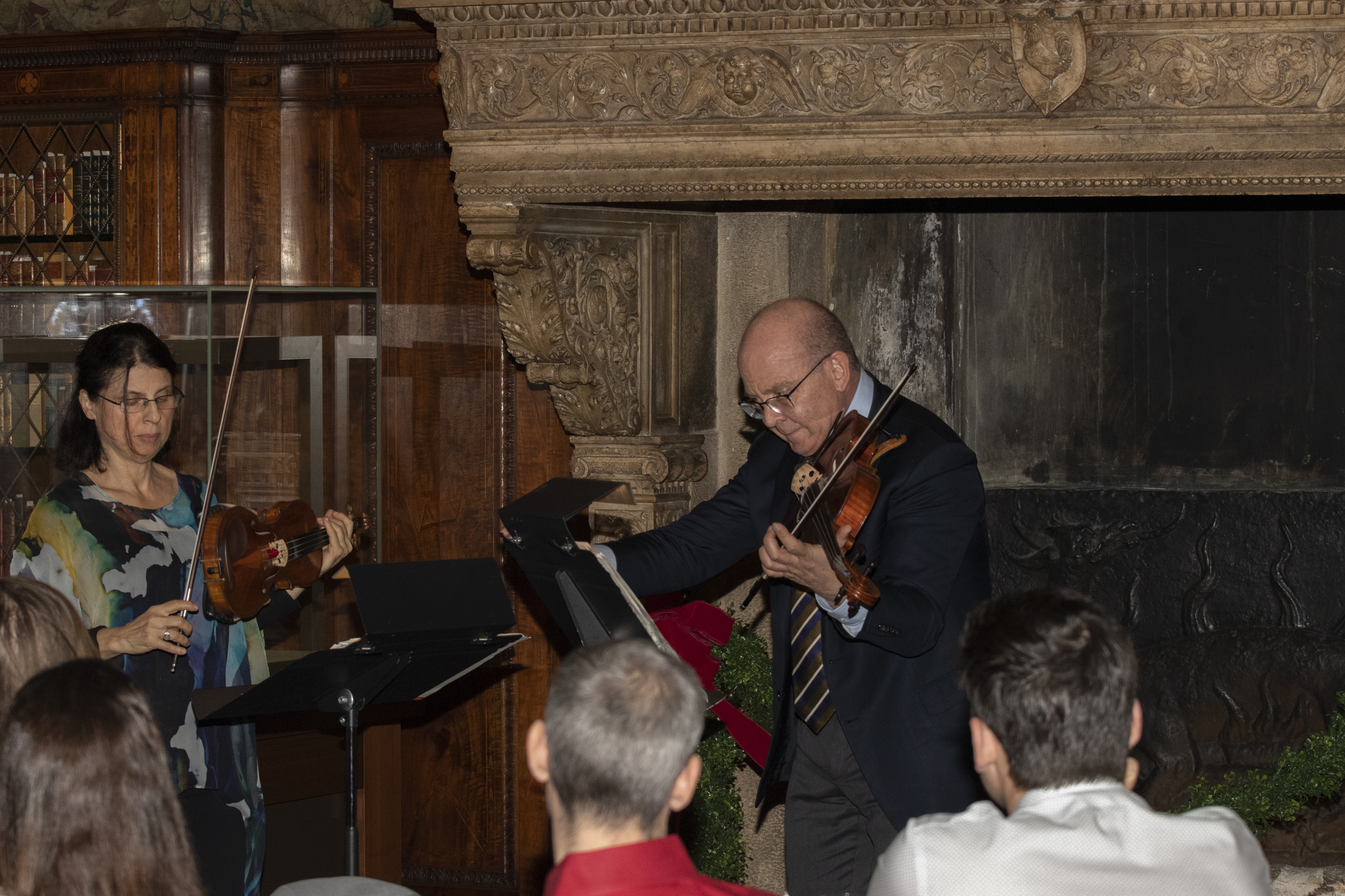 "2019 MorganLibrary Event 49 - ""An Evening of Music"" 2019"