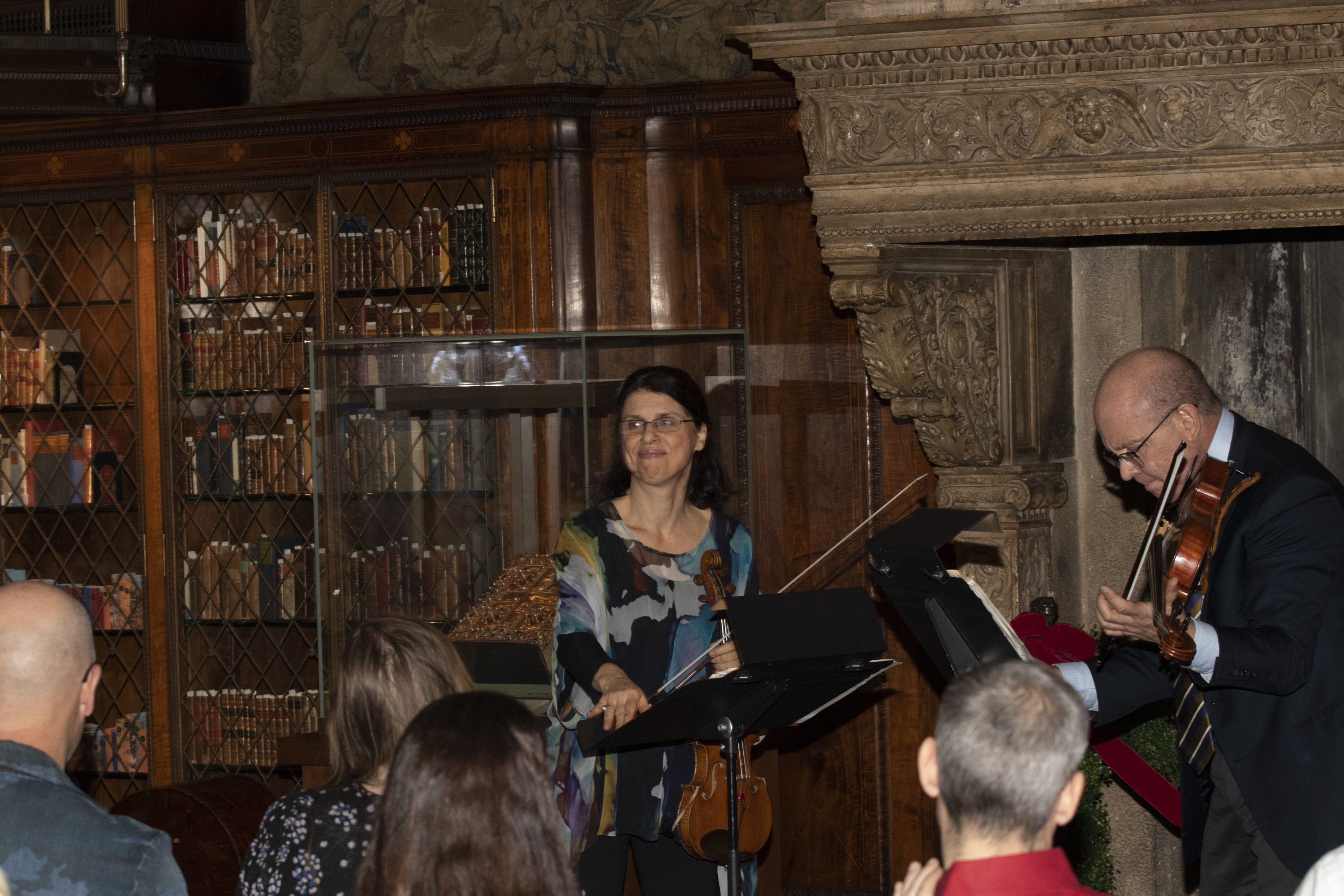 "2019 MorganLibrary Event 50 - ""An Evening of Music"" 2019"