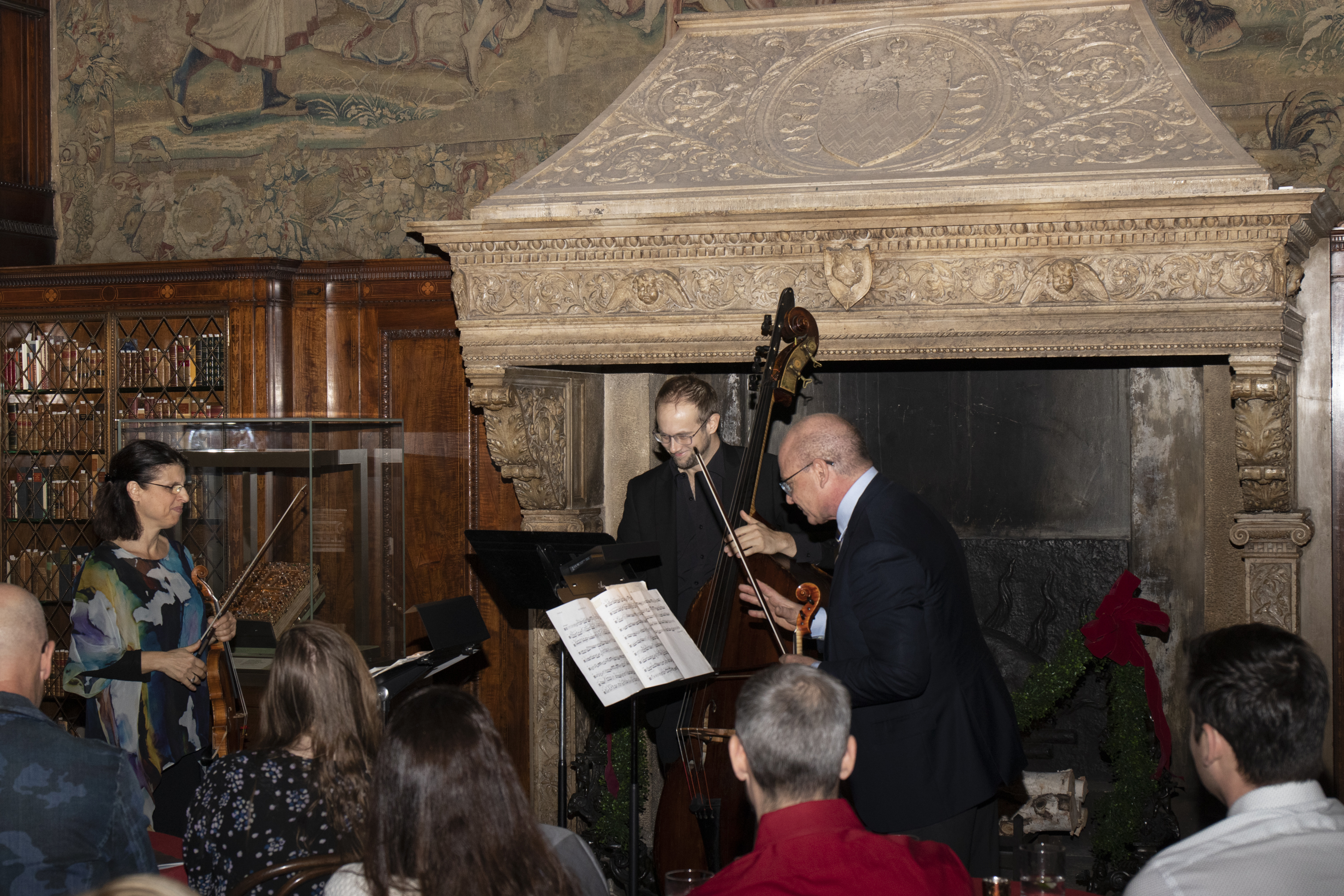 "2019 MorganLibrary Event 67 - ""An Evening of Music"" 2019"