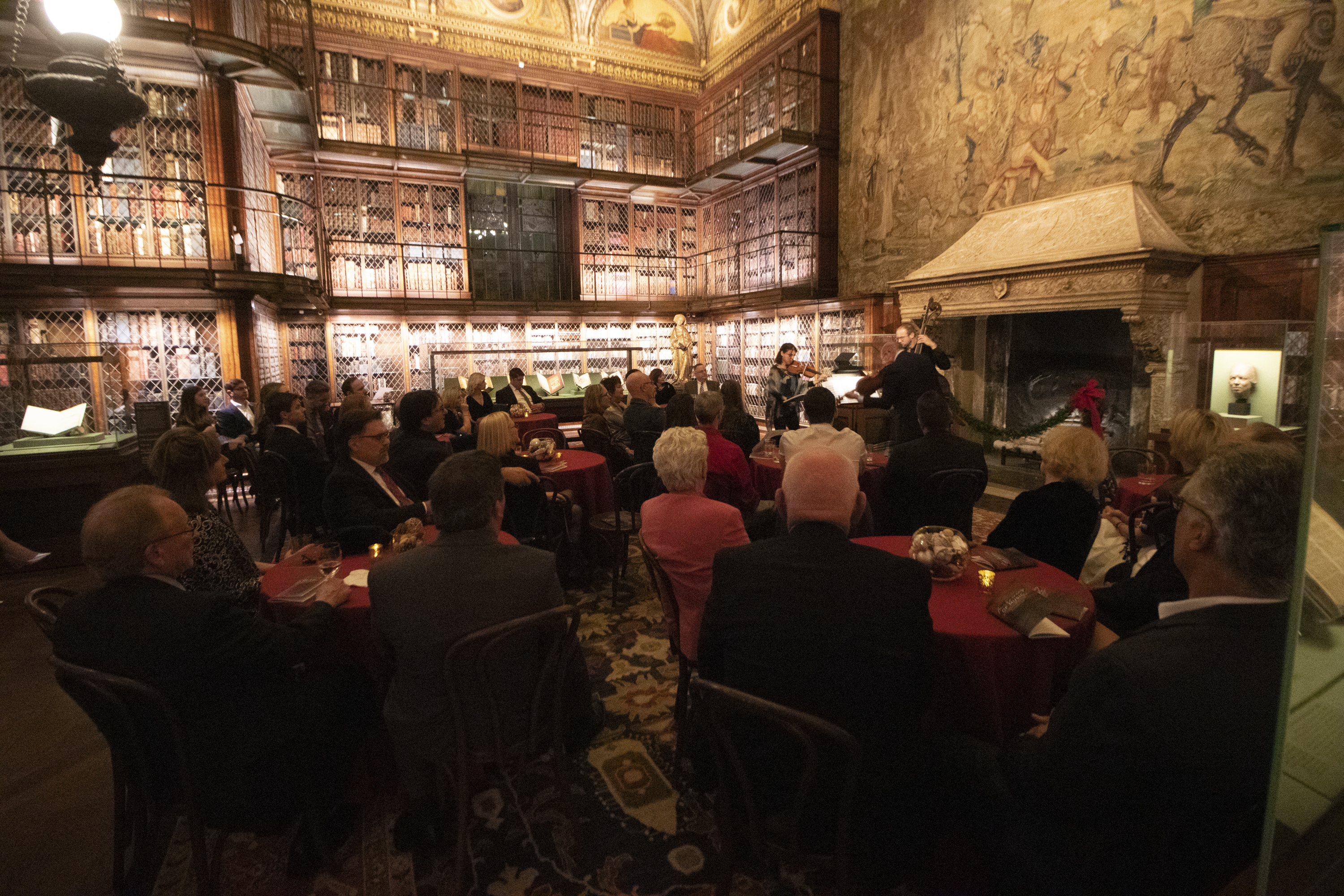 "2019 MorganLibrary Event 73 - ""An Evening of Music"" 2019"